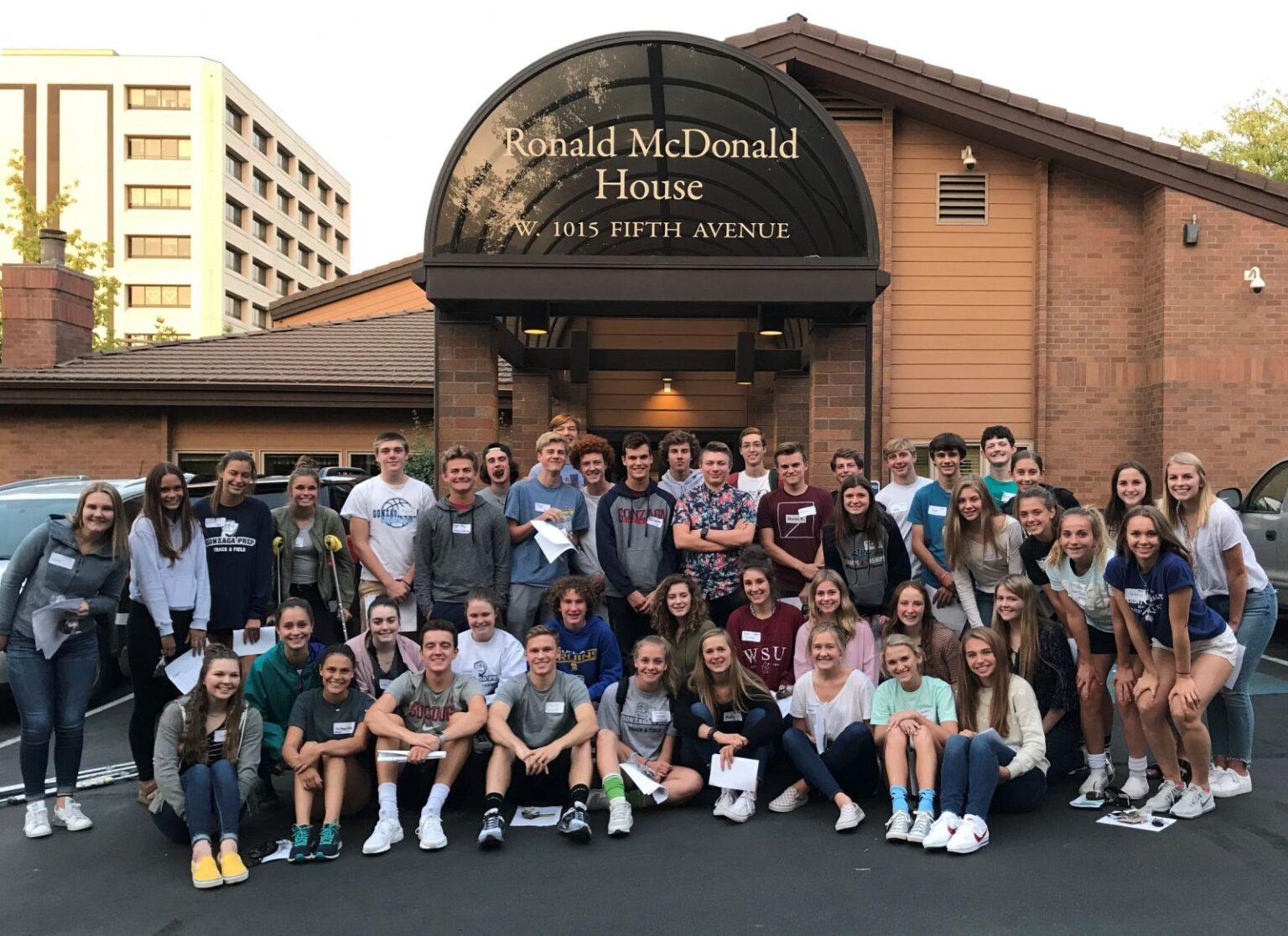 Ronald McDonald House Charities Teen Board