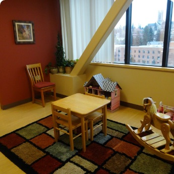 Ronald McDonald House Charities Playroom