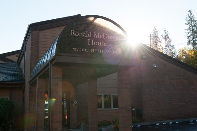 Ronald McDonald House Charities Spokane Campus