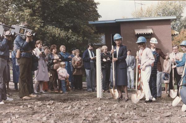 Ronald McDonald House Charities Groundbreaking