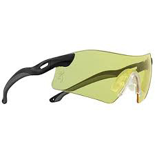 browning all-purpose interchangeable shooting glasses