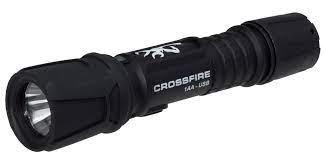 browning crossfire 1aa usb rechargable flashlight