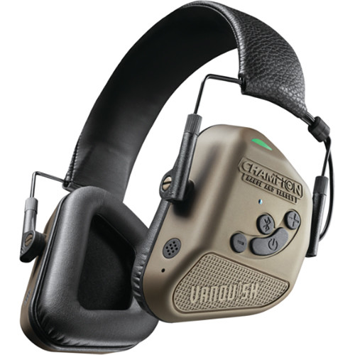 vanquish electric hearing protection